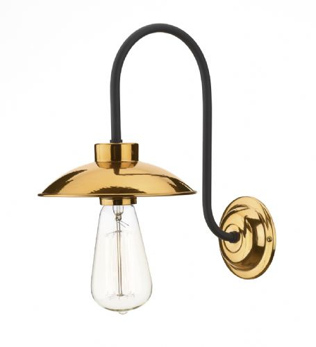 Dallas 1 Light Wall Light Copper DAL0764 (Hand made, 7-10 day Delivery)